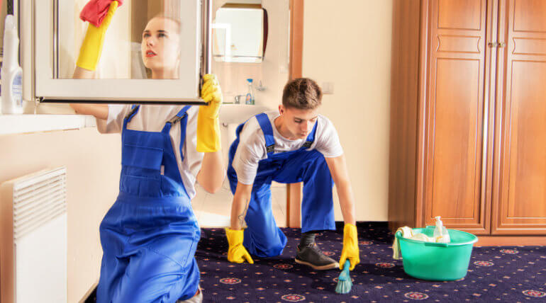4 Signs You Need Your Carpet Professionally Cleaned